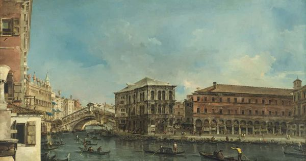 Arts minister places UK export bar on £26.2m Francesco Guardi painting